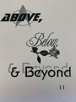 Above, Below & Beyond