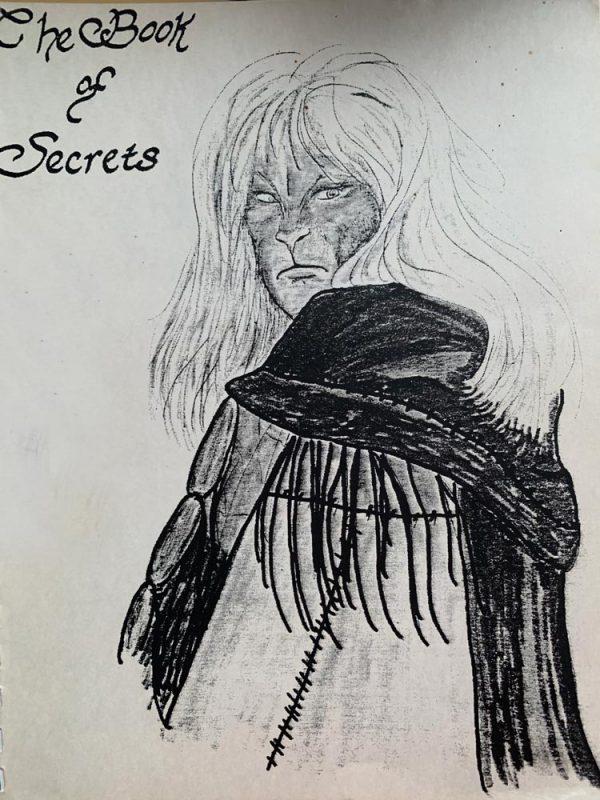 Book of Secrets 1